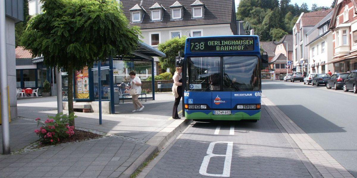 öpnv Oerlinghausen
